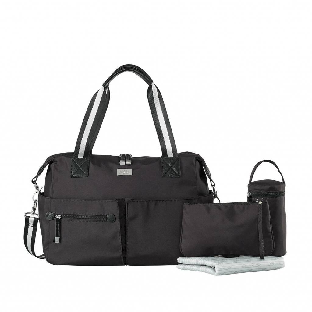 Baby's Only Verzorgingstas Isoki Pocket Bag Lennox Black