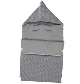 Koeka Voetenzak  Antwerp Steel Grey