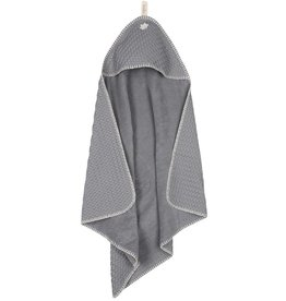 Koeka Wikkelcape Wafel Antwerp Steel Grey