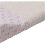 Lodger Aankleedkussenhoes Blush/Soft Skin