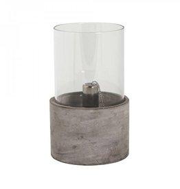 LIL Oliebrander Met Glas L