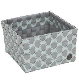 Handed By Basket Albi Flint Grey/Greyish Green