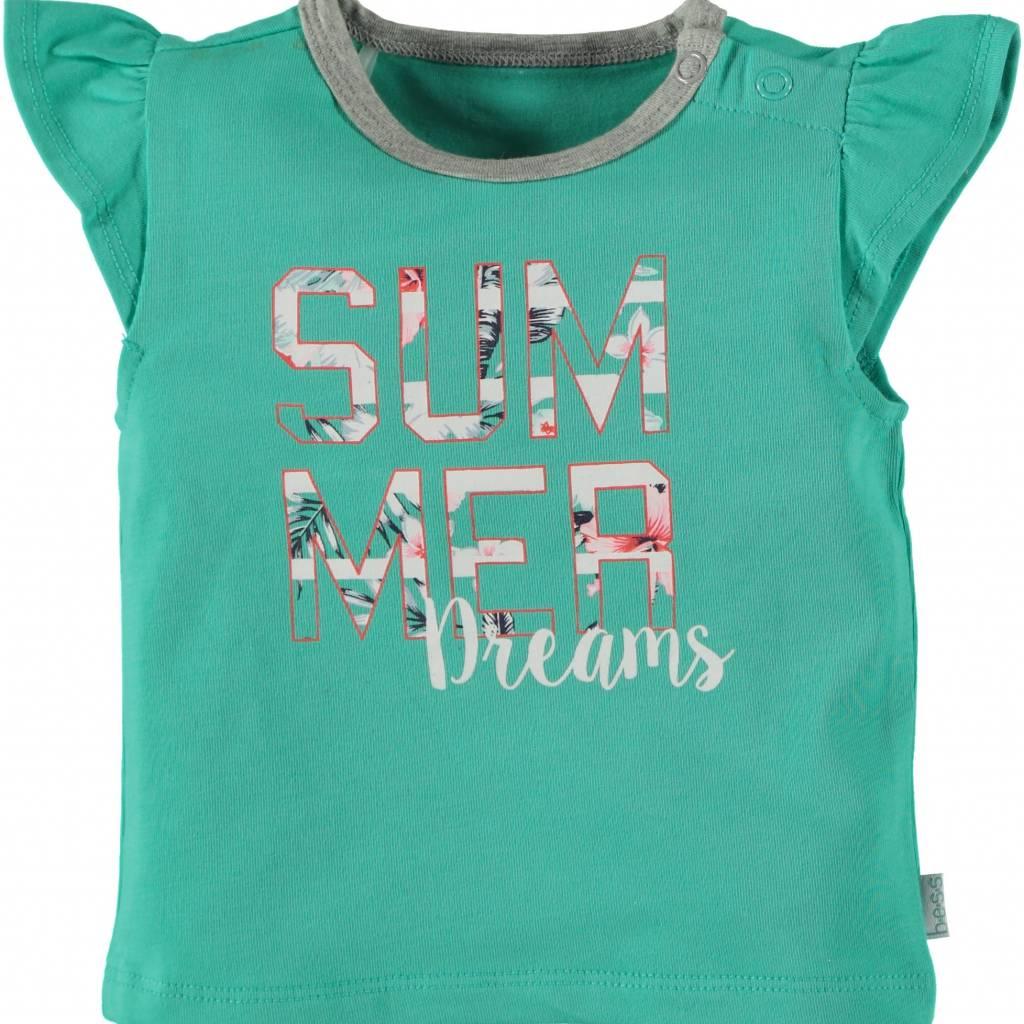 BESS Shirt Girls Summer Dream