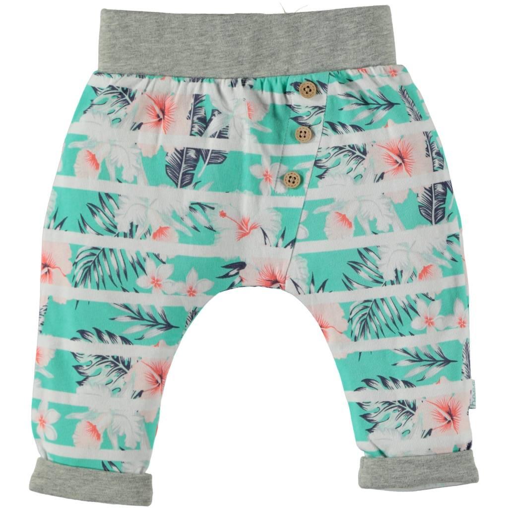 BESS Jersey Pants Girls AOP