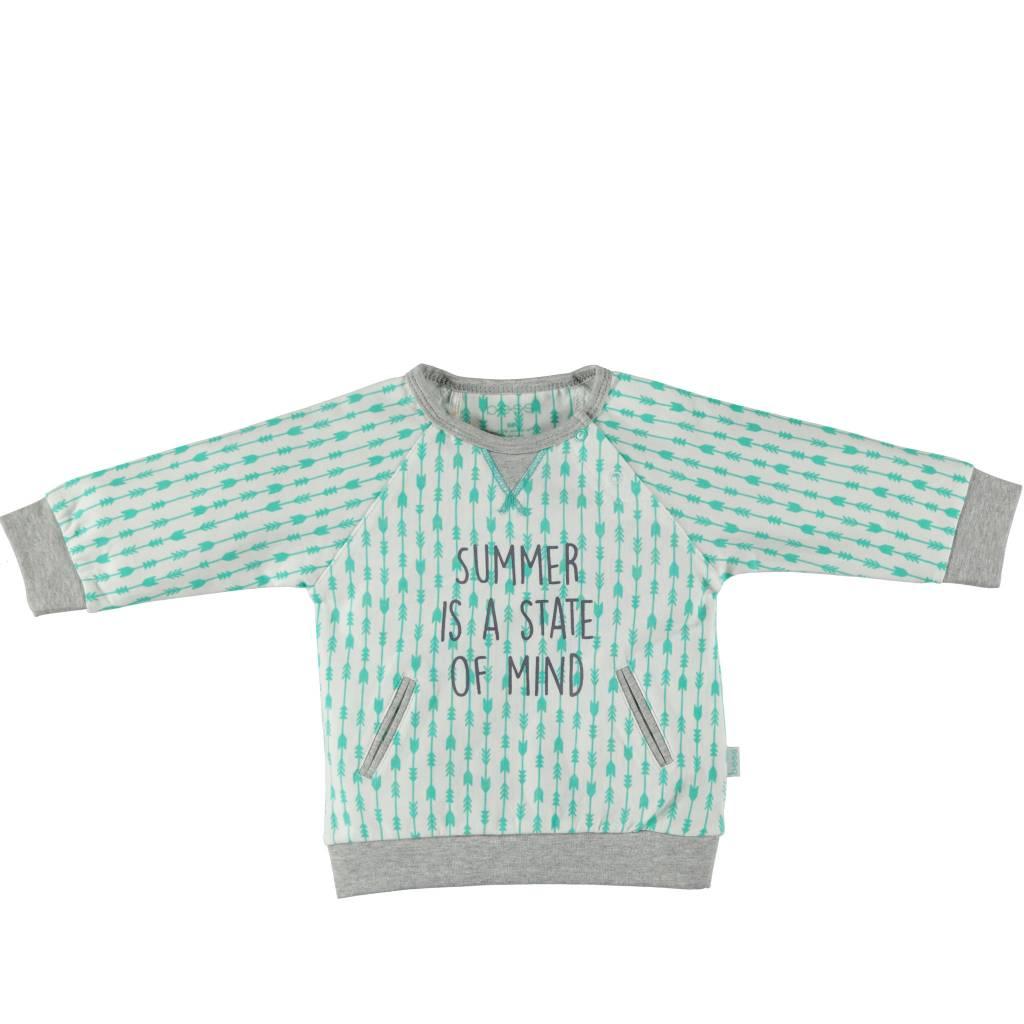 BESS Sweater Unisex AOP