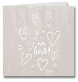 Jots Kaart Van Harte