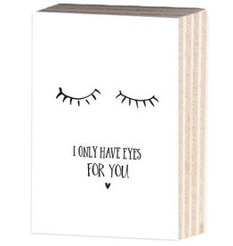 Jots Fotoblok A5 Only Eyes For You