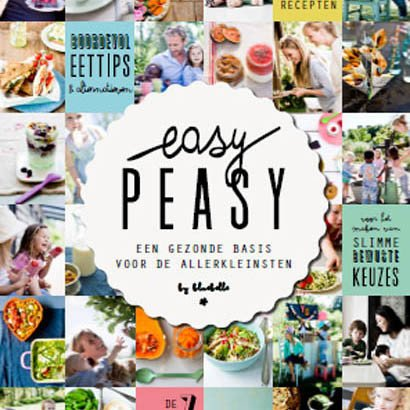 Bowls & Dishes Kookboek Easy Peasy