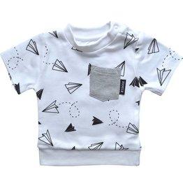 Kidooz Shirt Vliegtuigjes