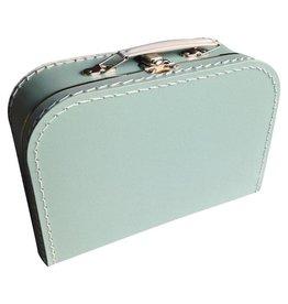 Kinderkoffertjes Koffer mintgroen S
