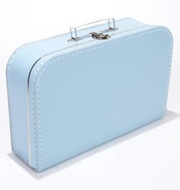 Kinderkoffertjes Koffer Lichtblauw S