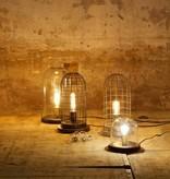 Be Pure Home Tafellamp Hive Kooij Zwart