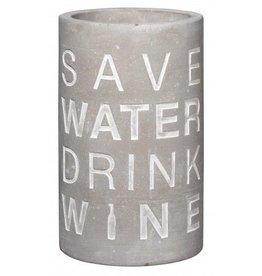 Rader Wine Cooler Cement Save Water
