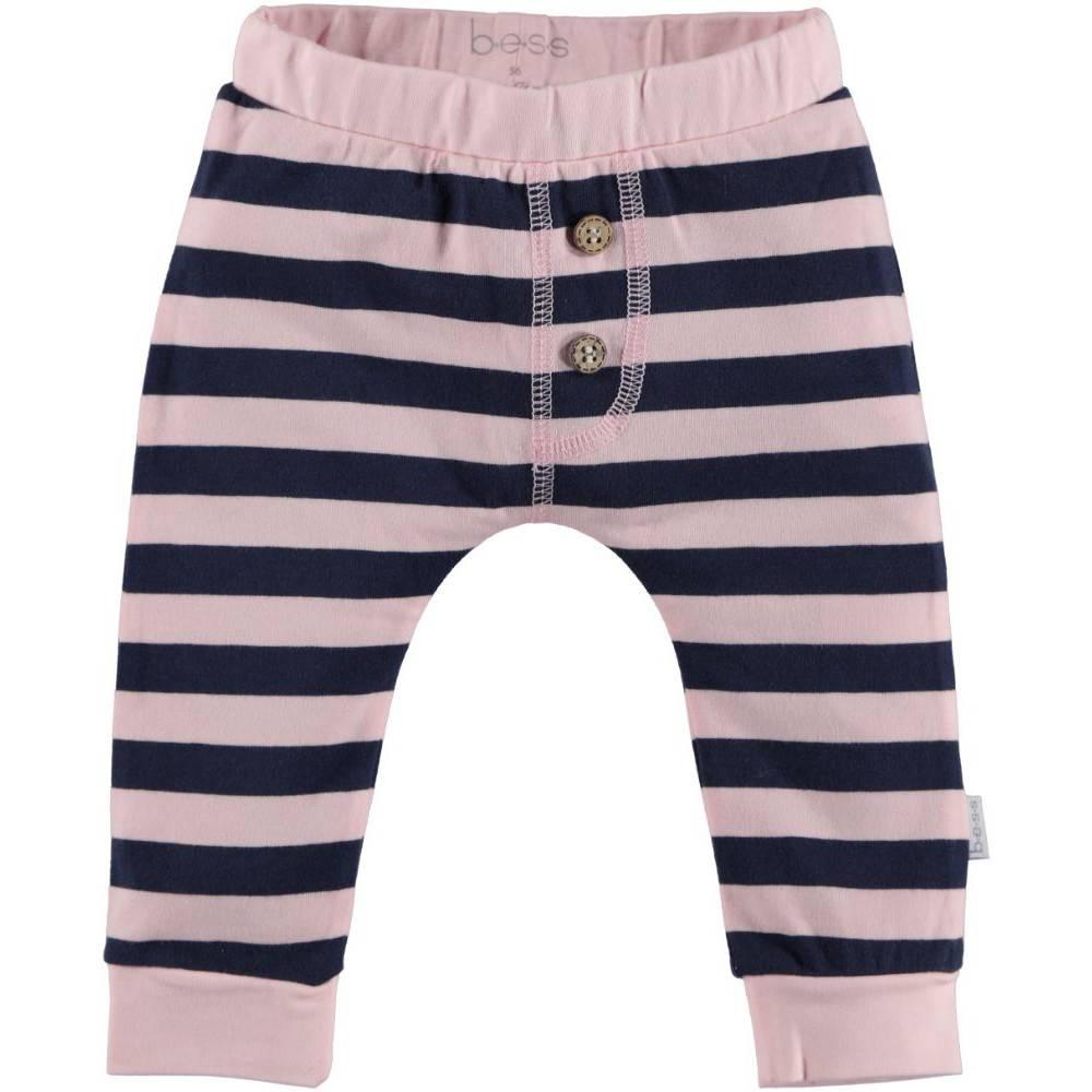 BESS Pants Girl Striped