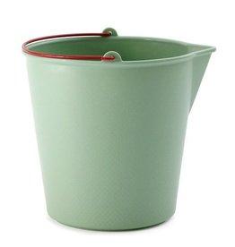 Xala Drop Bucket 30cm Old Green