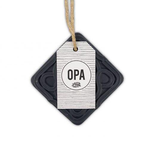 100% Leuk Zeep - Opa
