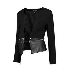 Love2Wait Jacket Zipper Zwart