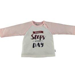 BESS Shirt Girls Small Steps