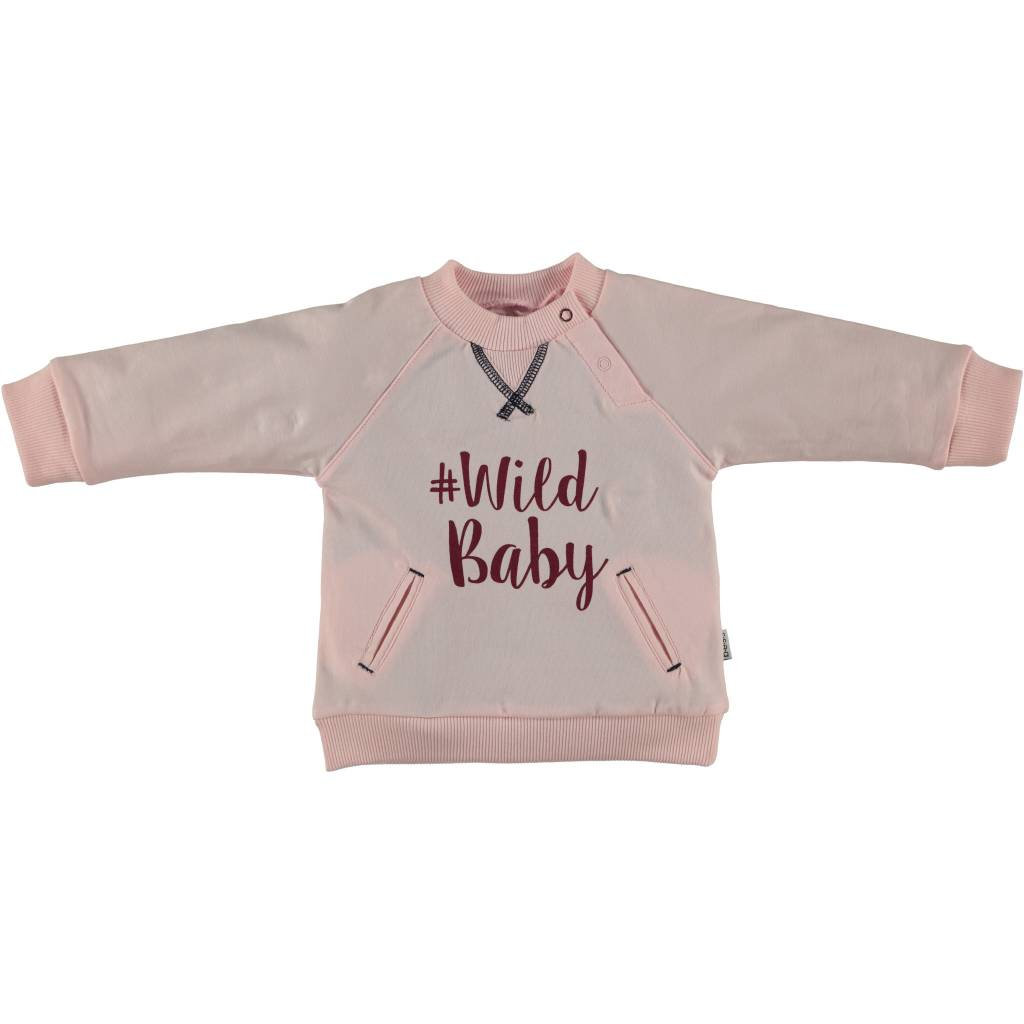 BESS Sweater Girls Wild Baby