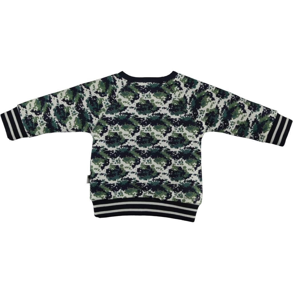 BESS Sweater Boys Camouflage