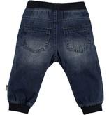 BESS Pants Denim Stone Wash