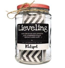 Kletspot Lieveling