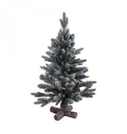 LIL Kerstboom Met Sneeuw 90cm