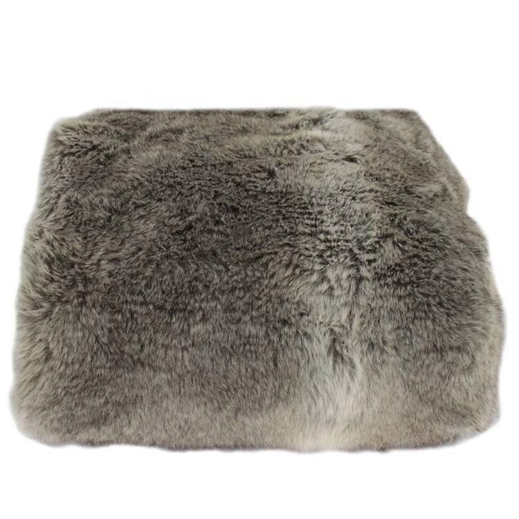 LIL Fleece plaid Bruin