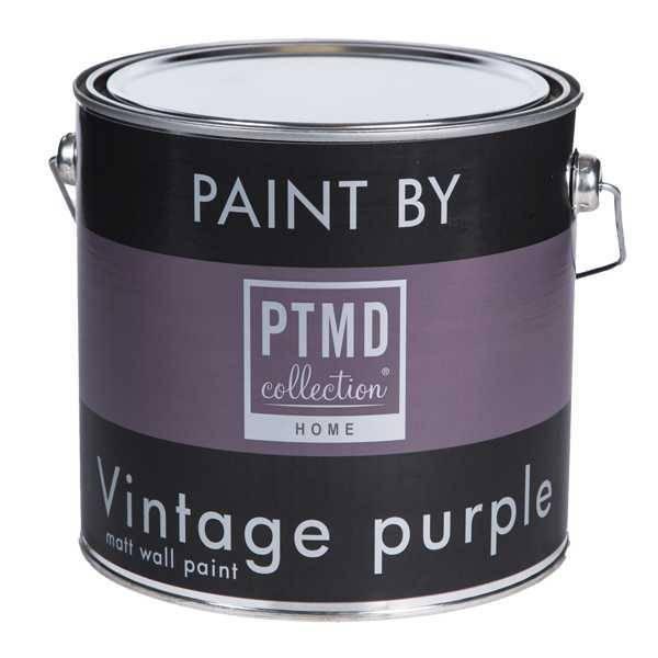 Muurverf Vintage Purple 0,75 L