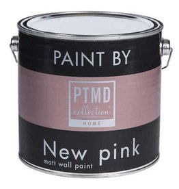 PTMD Muurverf New Pink 0,75 L