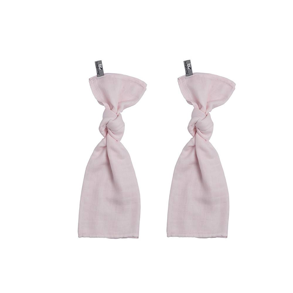 Baby's Only Swaddle 60x70cm Classic Roze 2-Pack