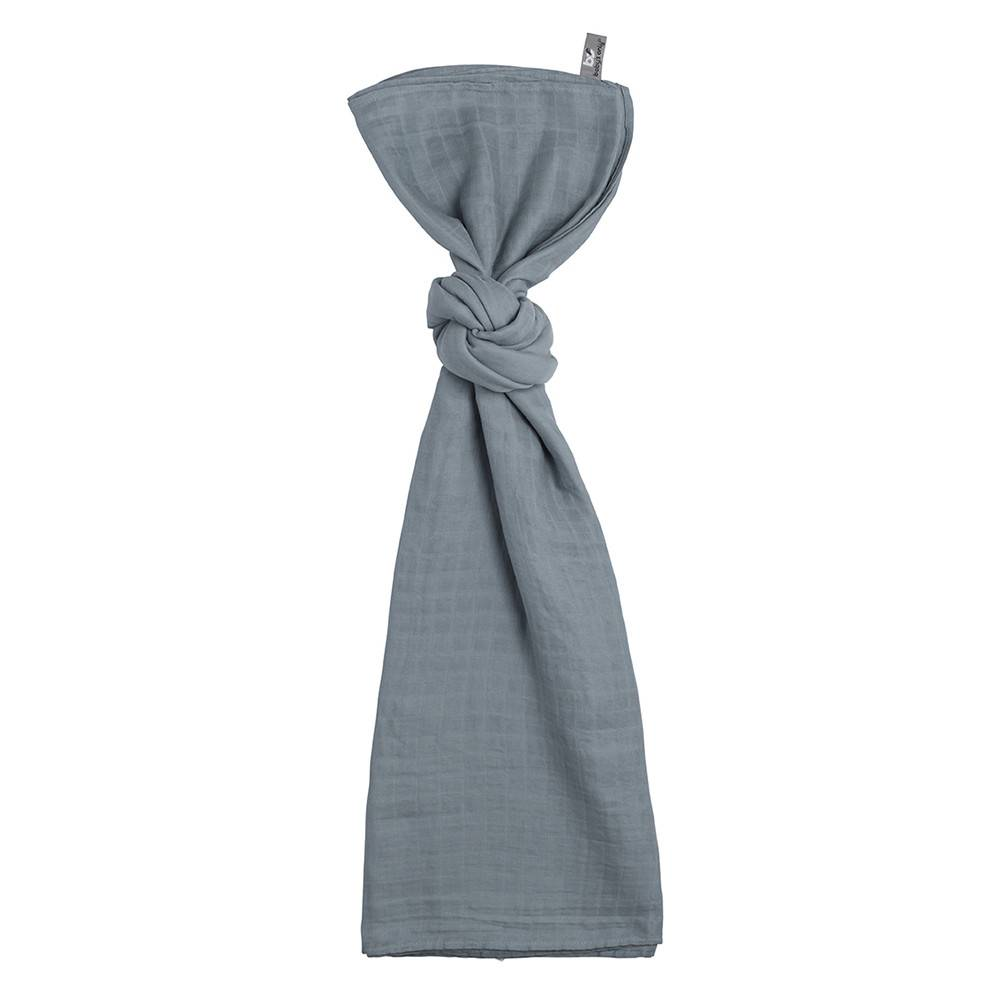Baby's Only Swaddle 200x120cm Stonegreen