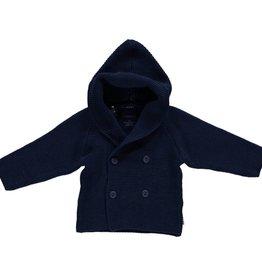 BESS Cardigan Knit Blue
