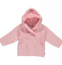 BESS Cardigan Knit Pink