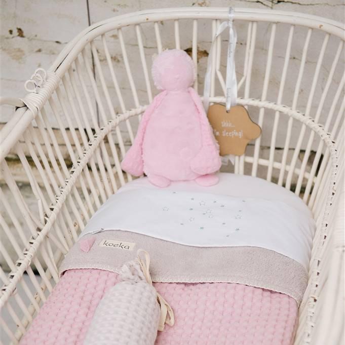 Koeka Hug-a-Lou Baby Pink