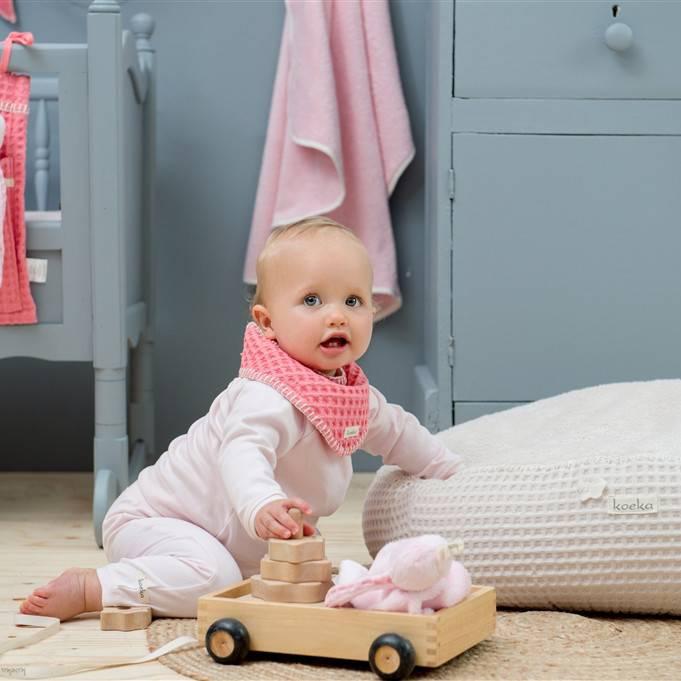 Koeka Mini Slab Antwerp Old Baby Pink