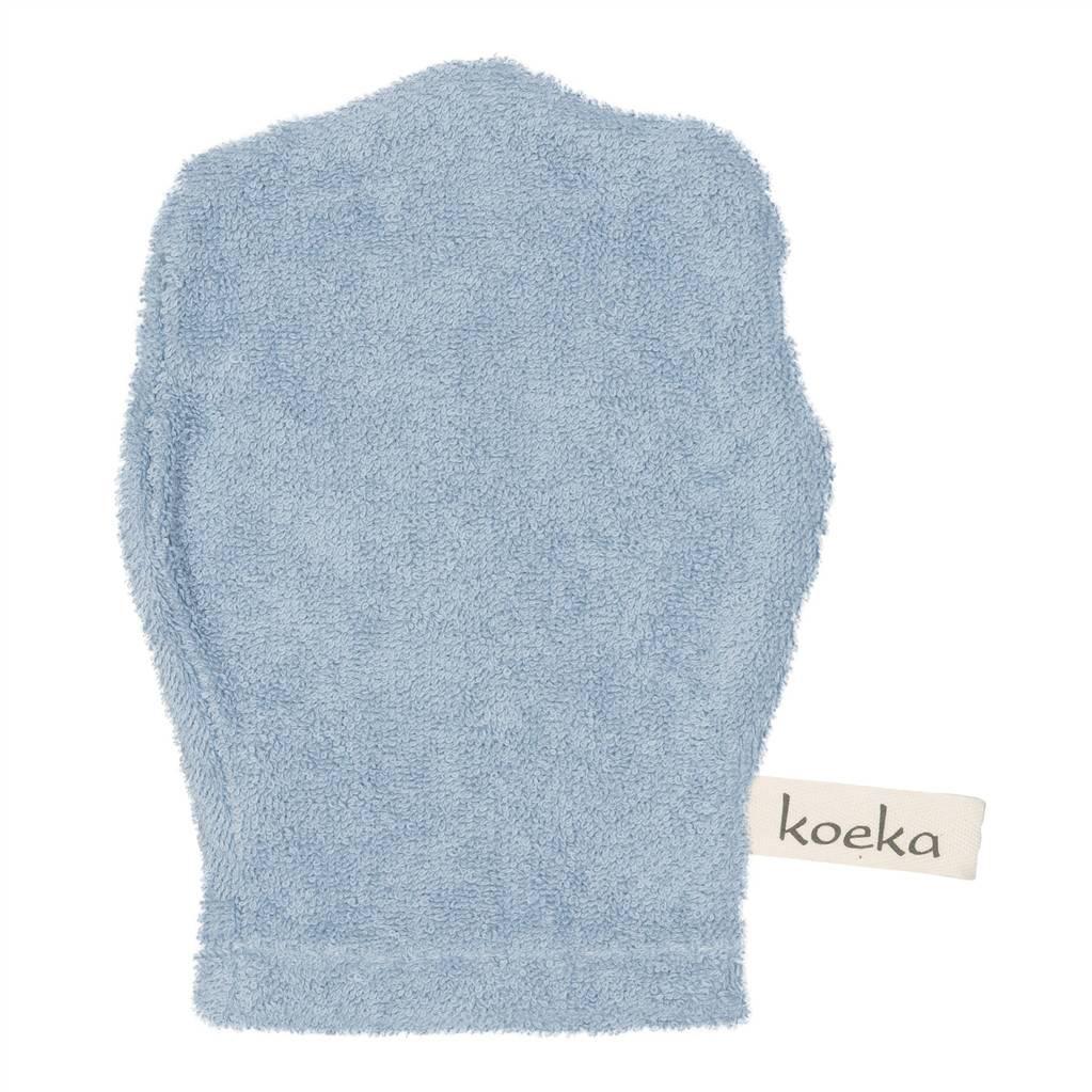 Koeka Washand Rome Soft Blue