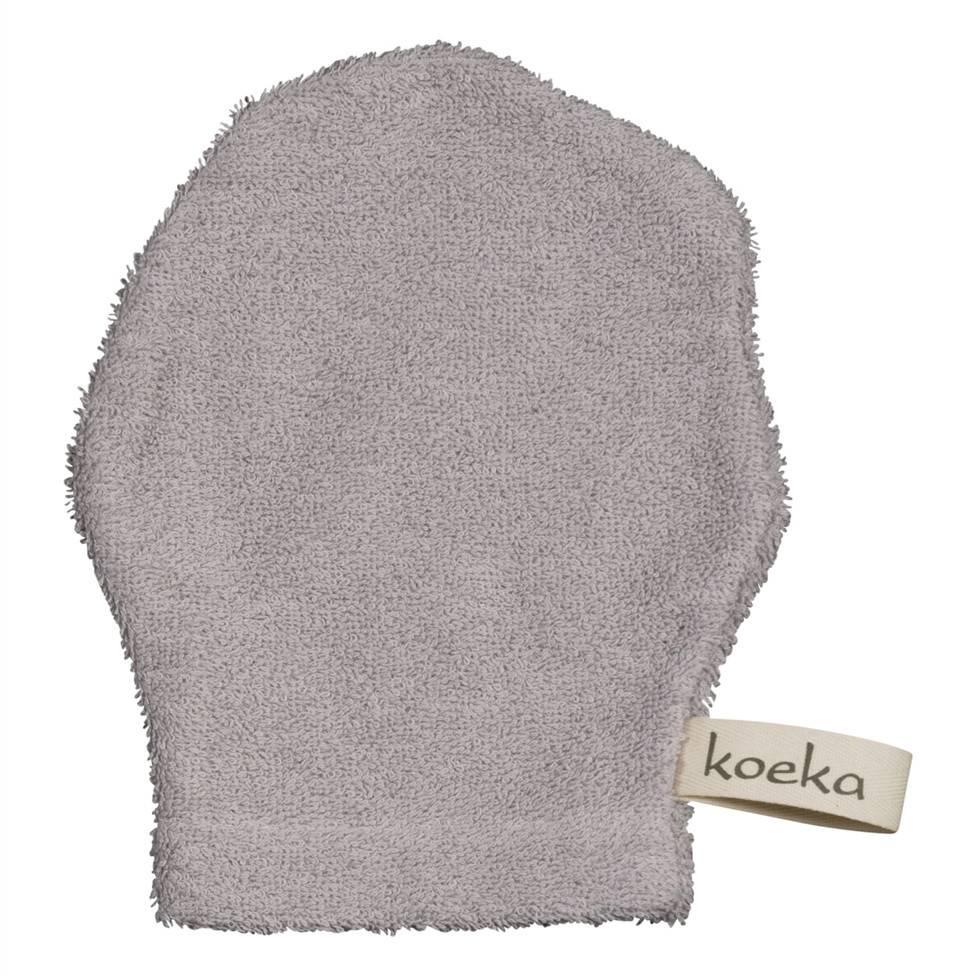 Koeka Washand Rome Silver Grey