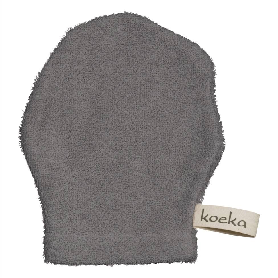 Koeka Washand Rome Steel Grey