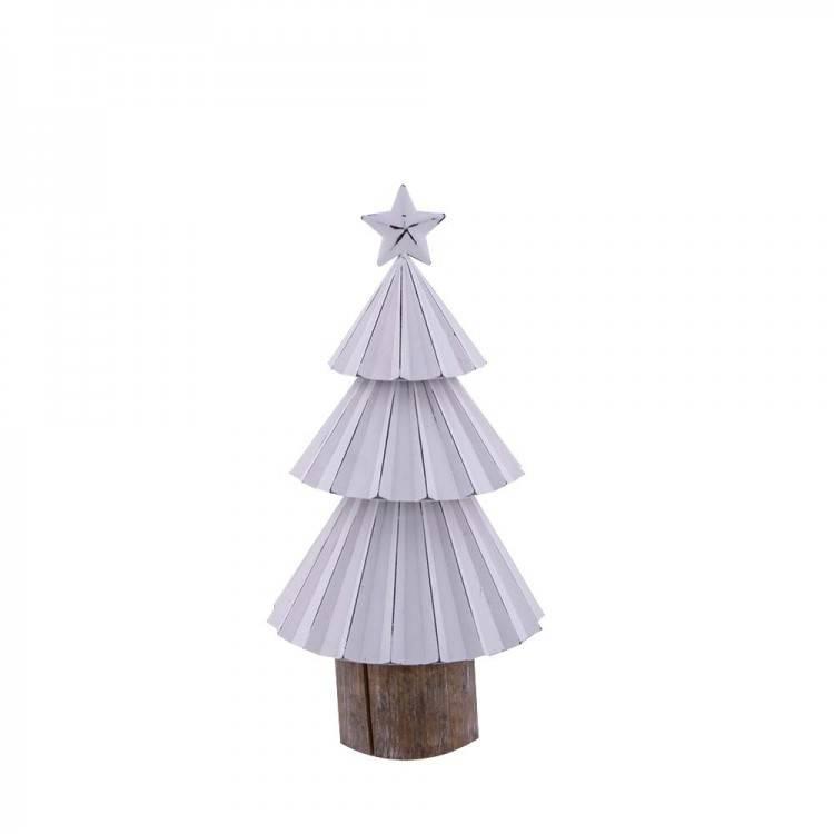 LIL Kerstboom Metaal Op Voet S
