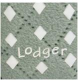 Lodger Slofjes Fleece Forrest 3-6 mnd