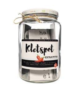 Kletspot Kletspot Extra Pittig