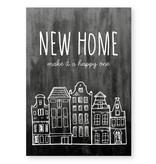 Jots Kaart A6 New Home