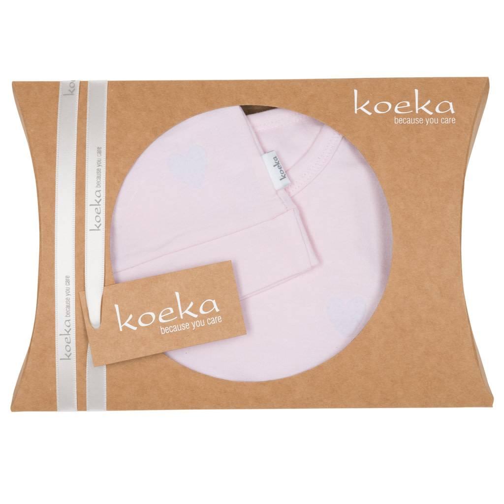 Koeka Let's Celebrate Giftset Water Pink