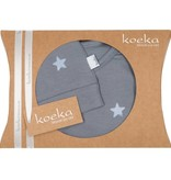 Koeka Let's Celebrate Giftset Steel Grey