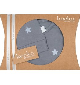 Koeka Let's Celebrate Giftset Steel Grey