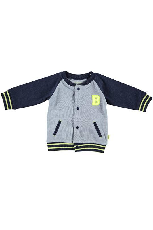BESS Baseball Cardigan Boys