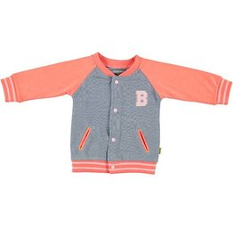 BESS Baseball Cardigan Girls