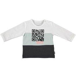 BESS Shirt Boys Colorblock