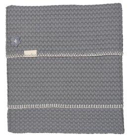 Koeka Wiegdeken Amsterdam Steel Grey
